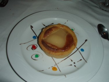 Traditional Salvadorian Dessert made with Pears