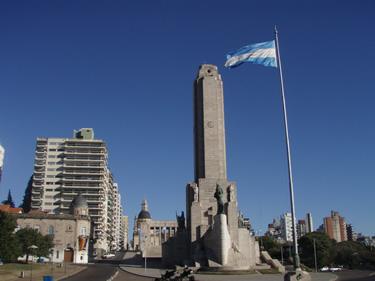 Monumento Nacional a la Bandera - National Flag Monument in Rosario