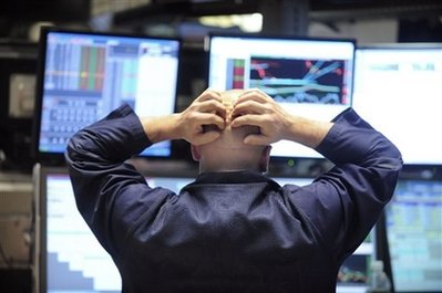 Stocks Crash - thank God for Currency Day Trading